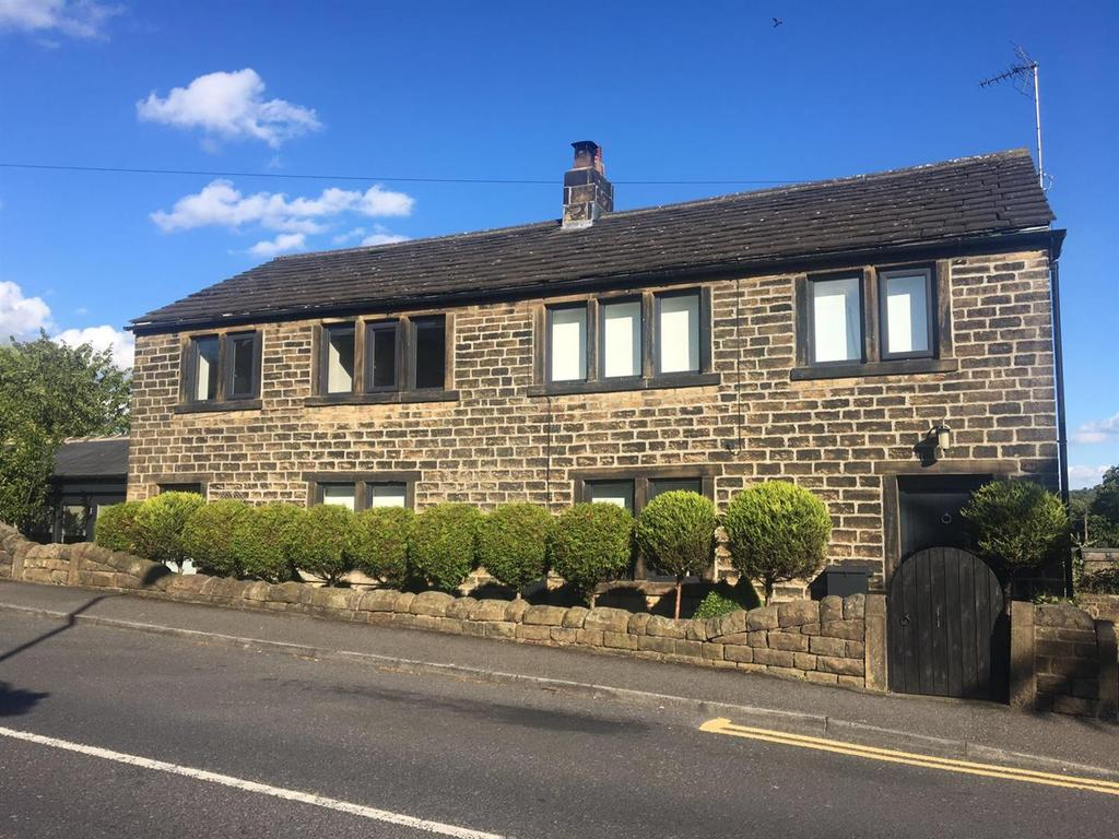 3 Bedrooms Cottage House for sale in Far Bank, Shelley, Huddersfield, HD8 8HT