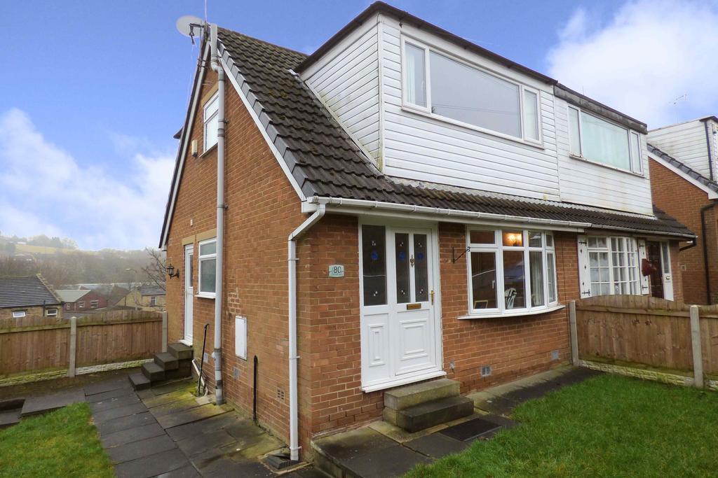 3 Bedrooms House for sale in Devon Way, Bailiff Bridge HD6