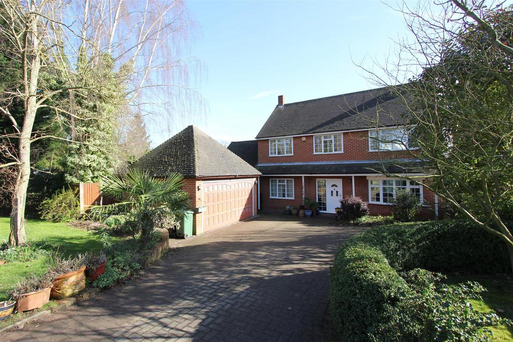 3 Bedrooms Detached House for sale in Woodham Mortimer, Maldon
