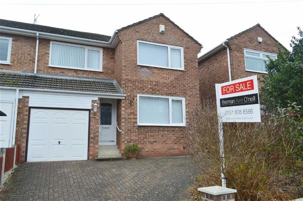 4 Bedrooms Semi Detached House for sale in Prenton Farm Road, Prenton, CH43