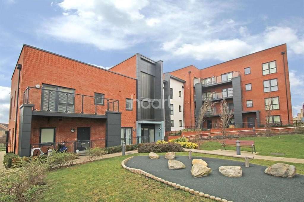 2 Bedrooms Flat for sale in 1 Firwood Lane, Harold Wood