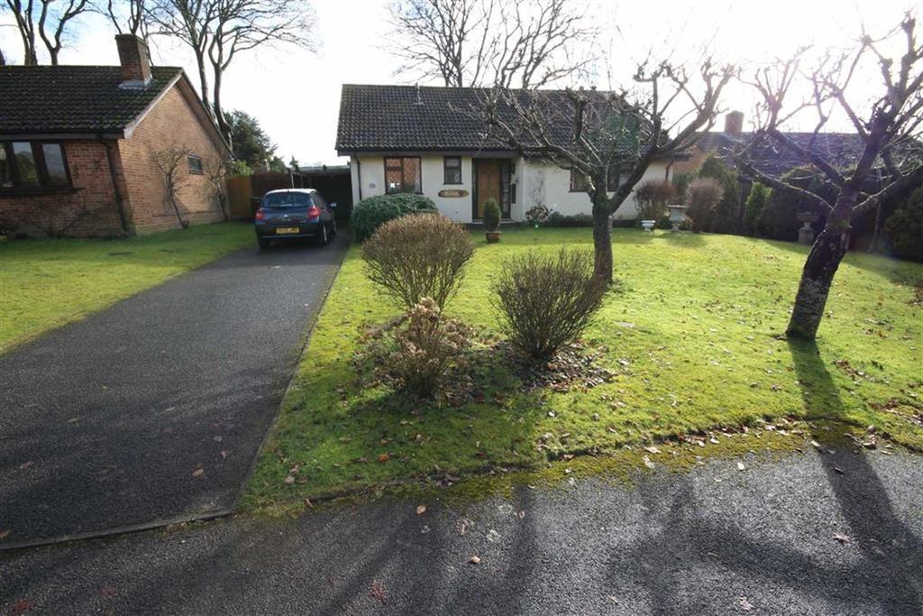 3 Bedrooms Detached Bungalow for sale in Down Lodge Close, Alderholt