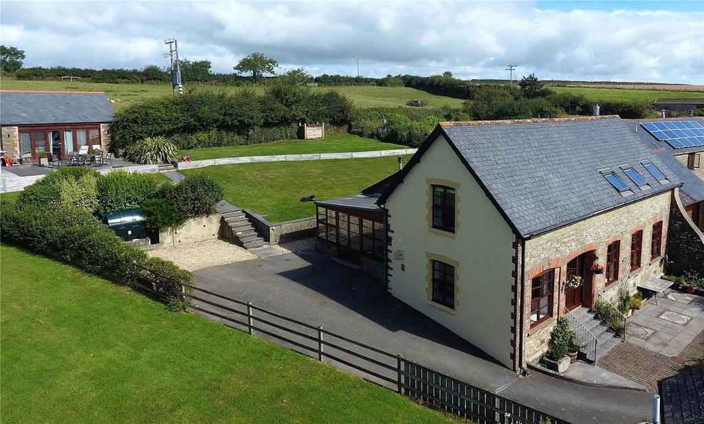 4 Bedrooms Barn Conversion Character Property for sale in Elston, Churchstow, Kingsbridge, Devon, TQ7