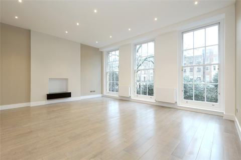 3 bedroom flat to rent - Montagu Square, London, W1H