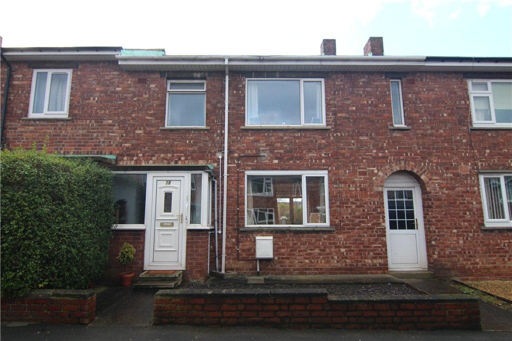 3 Bedrooms Terraced House for sale in Bradford Crescent, Gilesgate, DH1