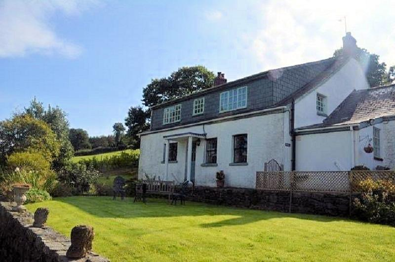 6 Bedrooms Land Commercial for sale in Cathilas Farm , Abergorlech, Carmarthen, Carmarthenshire. SA32 7TB