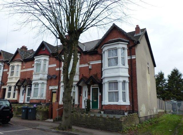 3 Bedrooms End Of Terrace House for sale in Kings Road,Erdington,Birmingham