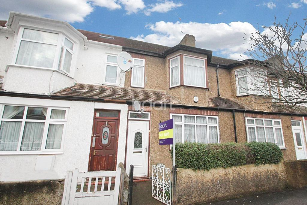 3 Bedrooms Terraced House for sale in Elizabeth Road, East Ham