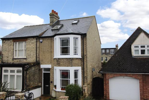 4 Bedrooms Terraced House for sale in Richmond Road, Cambridge