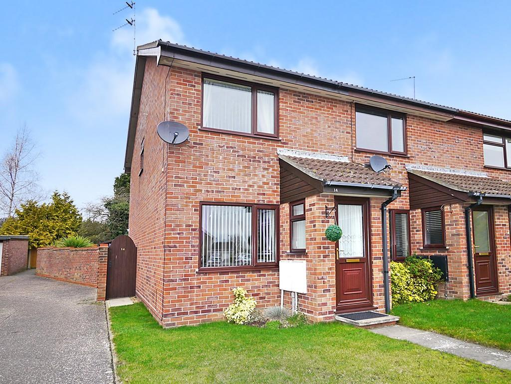 2 Bedrooms End Of Terrace House for sale in Broadoak Close, Carlton Colville, Lowestoft