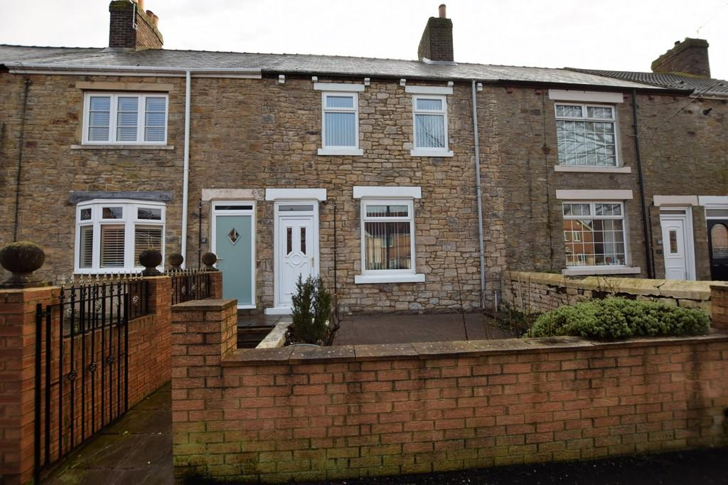 3 Bedrooms Terraced House for sale in Pontop Terrace, Greencroft, Stanley