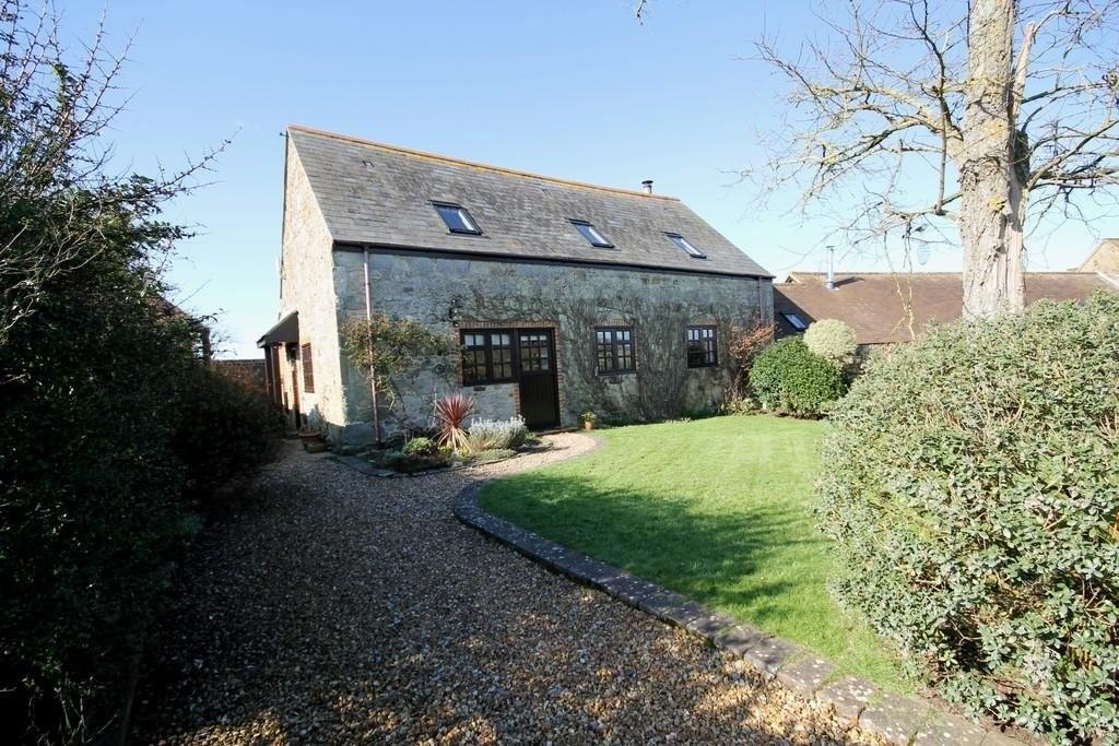 3 Bedrooms Barn Conversion Character Property for sale in Great Appleford Barns, Whitwell