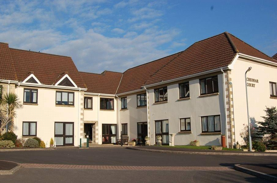 2 Bedrooms Retirement Property for sale in Cheddar Court, Station Road, Cheddar, Somerset, BS27