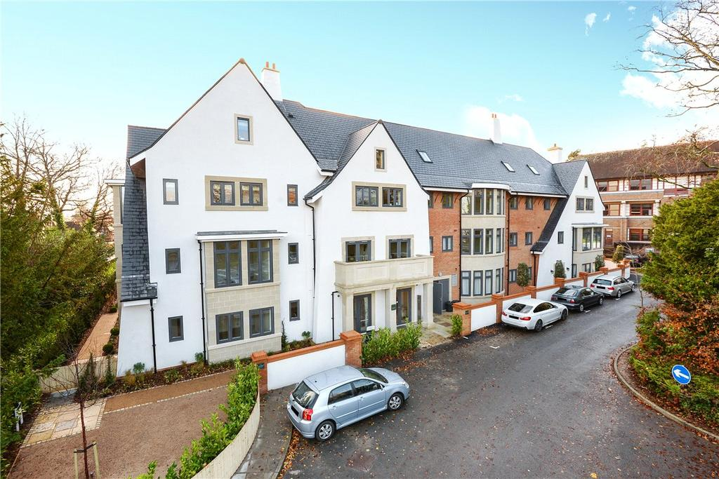 2 Bedrooms Apartment Flat for sale in London Road, Marlborough, Wiltshire, SN8