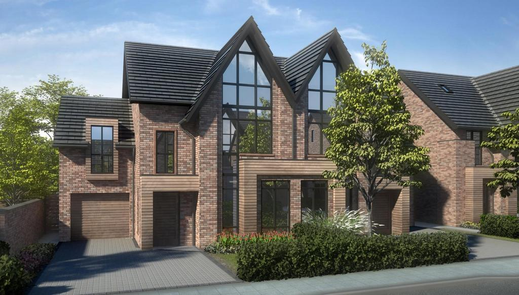4 Bedrooms Semi Detached House for sale in Park House Drive, The Place, Sale