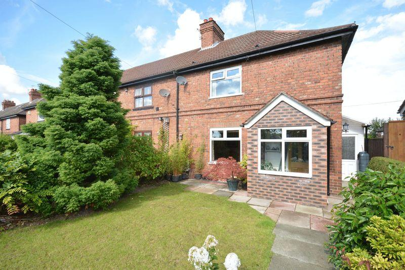 2 Bedrooms End Of Terrace House for sale in Wrights Green, Appleton, Warrington
