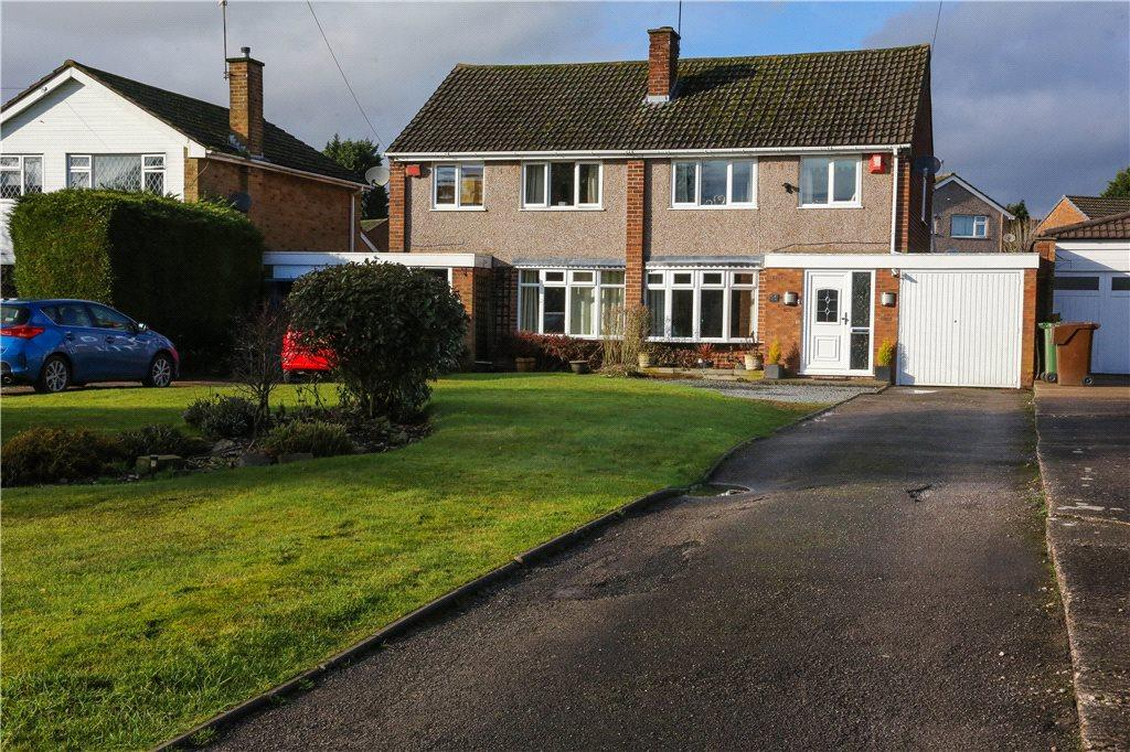 3 Bedrooms Semi Detached House for sale in Littleheath Lane, Lickey End, Bromsgrove, B60