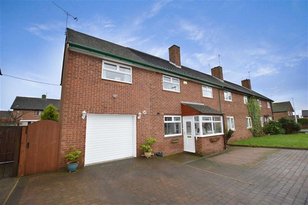 3 Bedrooms Semi Detached House for sale in Lupton Road, SHEFFIELD, Sheffield, S8