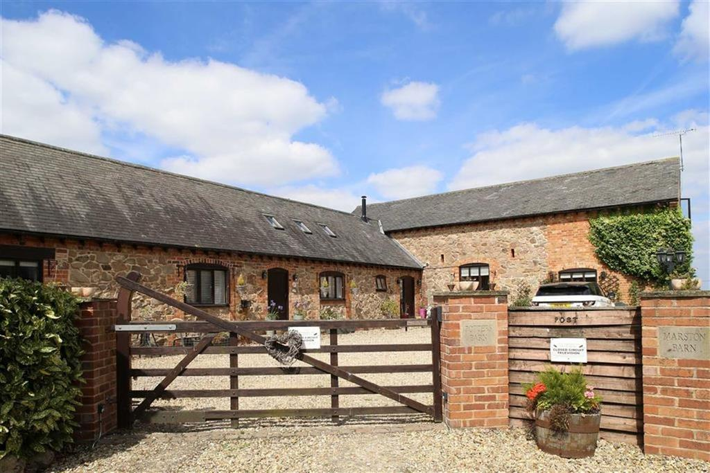4 Bedrooms Barn Conversion Character Property for sale in Stanton Lane, Potters Marston, Leicestershire