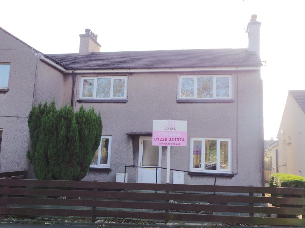3 Bedrooms Semi Detached House for sale in Sycamore Avenue, Ulverston