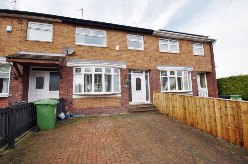 3 Bedrooms Terraced House for sale in Anthony Road, Farringdon, SR3