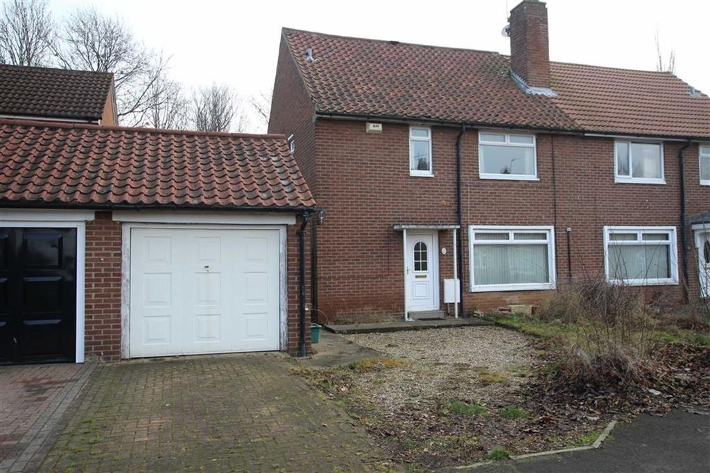 3 Bedrooms Semi Detached House for sale in Bewick Crescent, Newton Aycliffe, County Durham