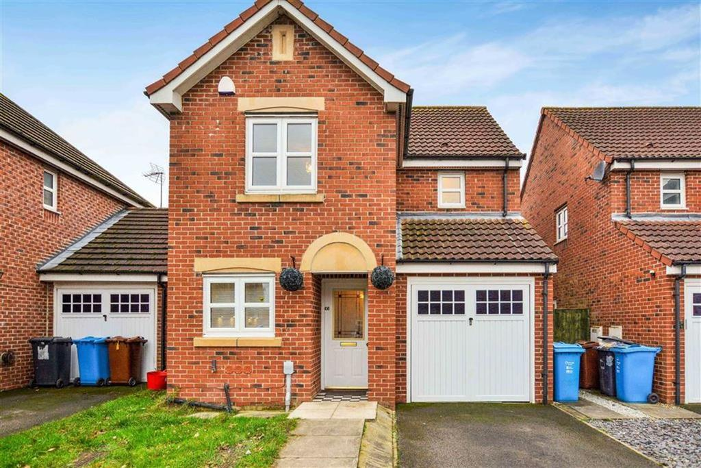 3 Bedrooms Detached House for sale in Elvaston Park, Kingswood, Hull, HU7