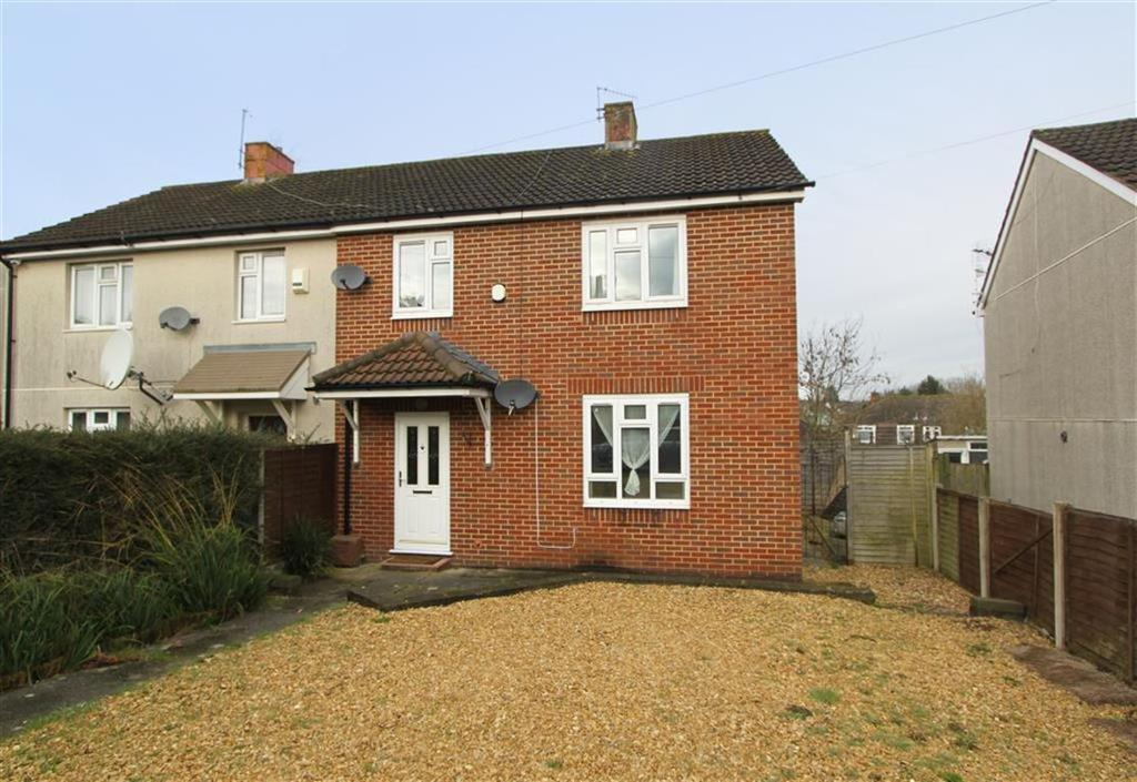 3 Bedrooms Semi Detached House for sale in Four Acres, Withywood, Bristol