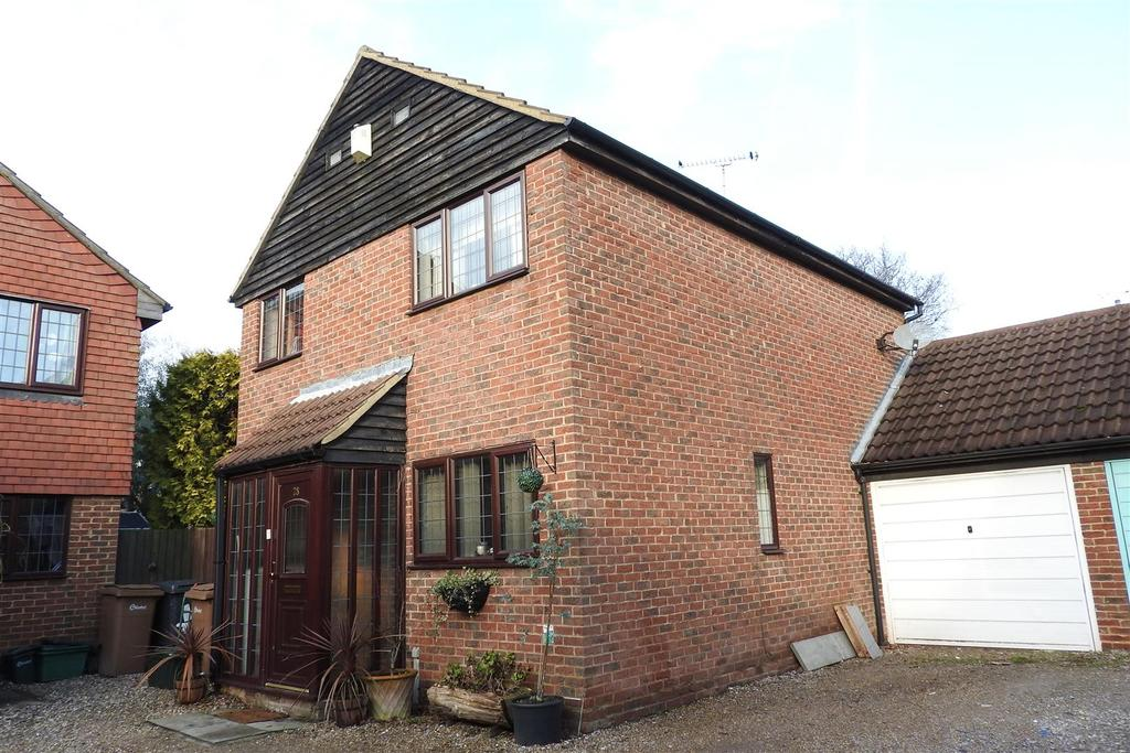 4 Bedrooms Detached House for sale in Alderbury Lea, Bicknacre, Chelmsford
