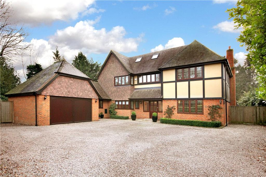 6 Bedrooms Detached House for sale in Eghams Wood Road, Beaconsfield, Buckinghamshire, HP9