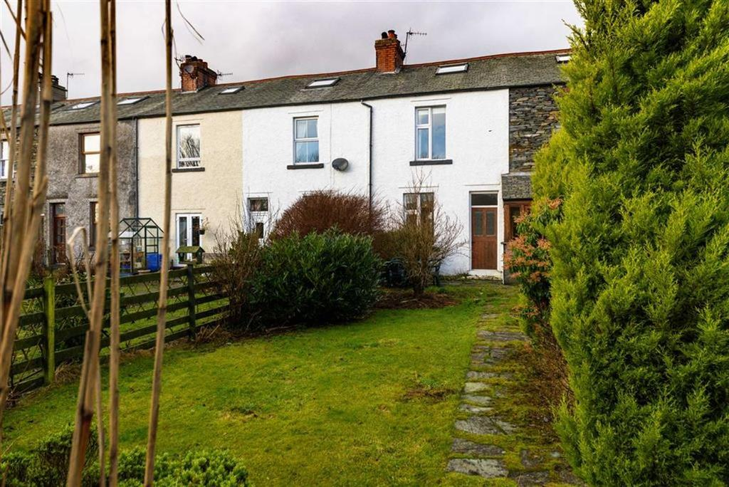 3 Bedrooms Terraced House for sale in Green Cottages, Coniston, Cumbria