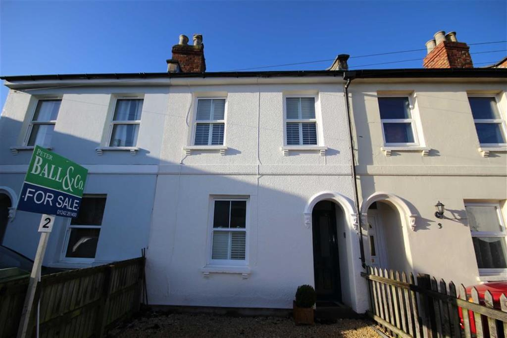 2 Bedrooms Terraced House for sale in Brooksdale Lane, Leckhampton, Cheltenham, GL53