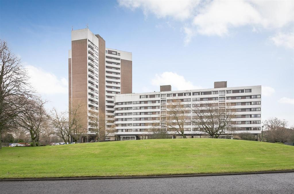 2 Bedrooms Flat for sale in Montagu Court, Gosforth, Newcastle upon Tyne