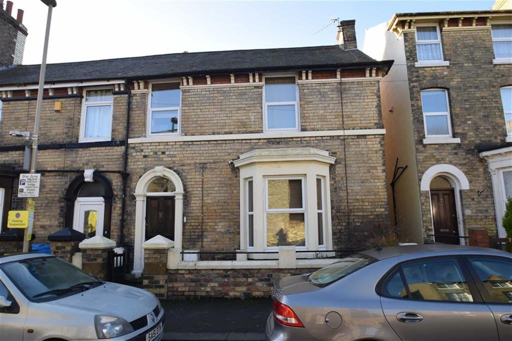 3 Bedrooms Terraced House for sale in Norwood Street, Scarborough, North Yorkshire, YO12
