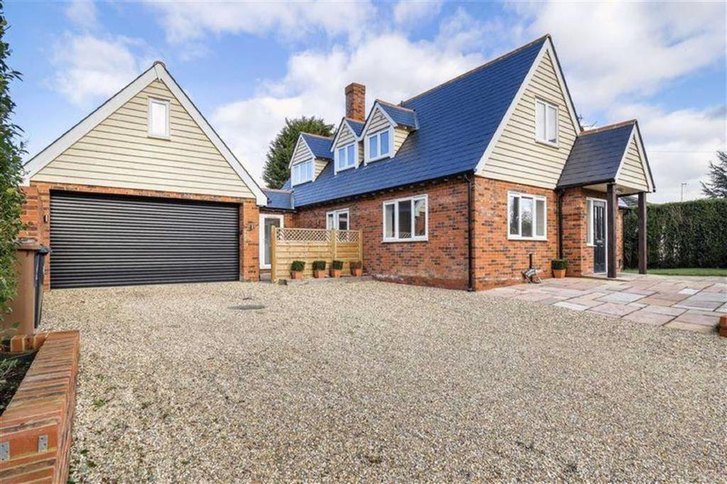 4 Bedrooms Detached House for sale in Aspenden, Nr Buntingford, Hertfordshire, SG9