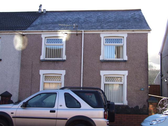 3 Bedrooms Semi Detached House for sale in 18 Depot Road, Cwmavon