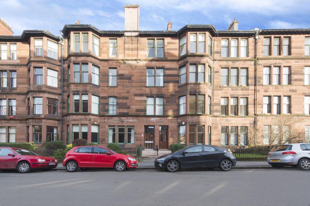3 Bedrooms Flat for sale in 1/1, 60 Novar Drive, Hyndland, Glasgow, G12 9TZ