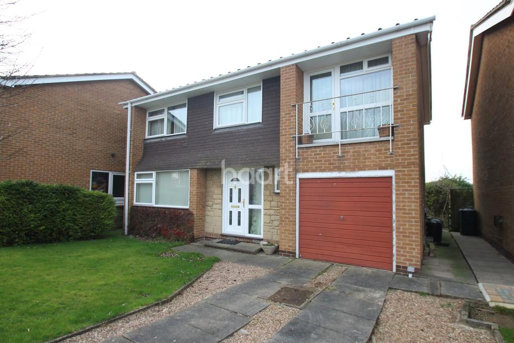5 Bedrooms Detached House for sale in Hoe View Road, Cropwell Bishop, Nottinghamshire
