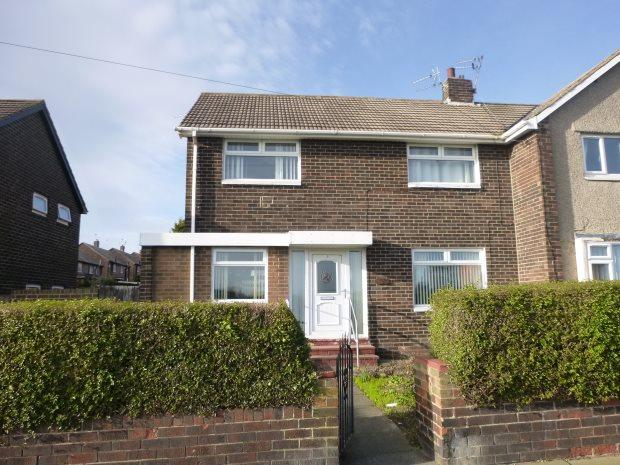 3 Bedrooms Semi Detached House for sale in ARCHER ROAD, FARRINGDON, SUNDERLAND SOUTH