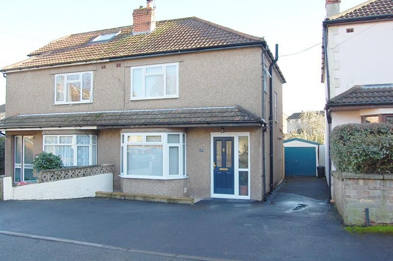 2 Bedrooms Semi Detached House for sale in Long Ashton