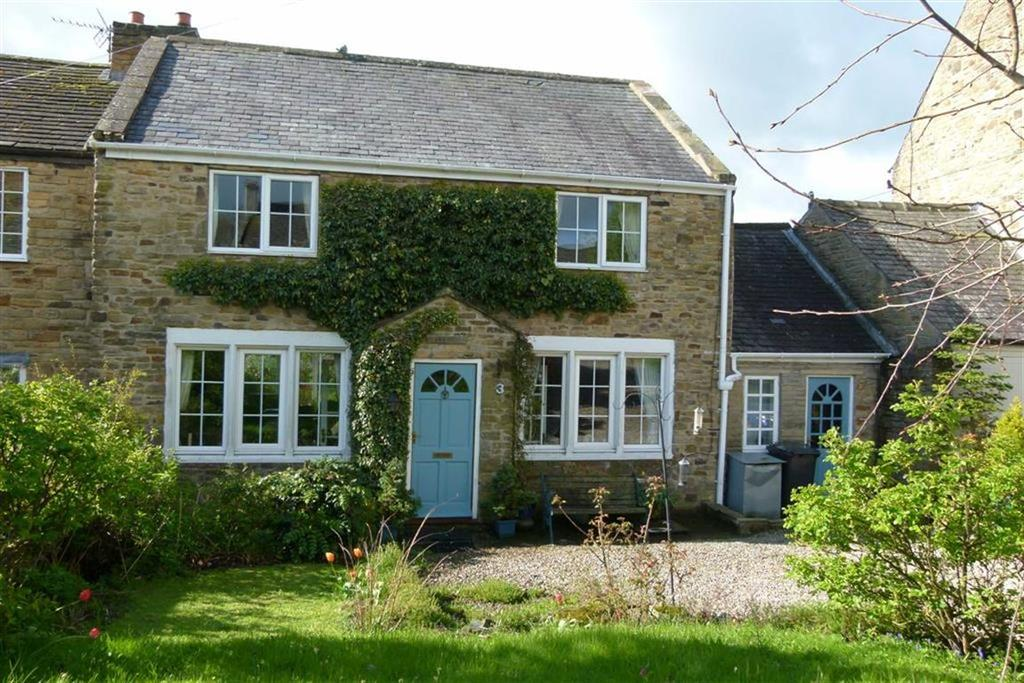 3 Bedrooms Link Detached House for sale in Moor Road, Bellerby, Leyburn, North Yorkshire