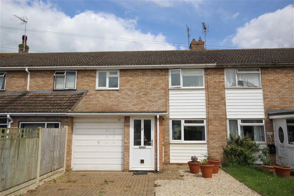 3 Bedrooms Terraced House for sale in Warren Road, Northway, Tewkesbury, Gloucestershire