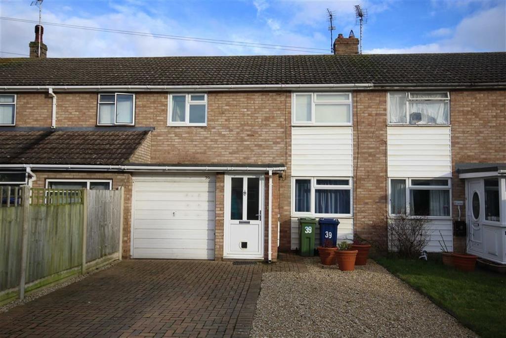 3 Bedrooms Terraced House for sale in Warren Road, Tewkesbury, Gloucestershire