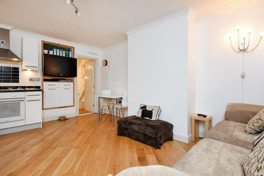2 Bedrooms Flat for sale in Fairfield West, Kingston upon Thames, KT1