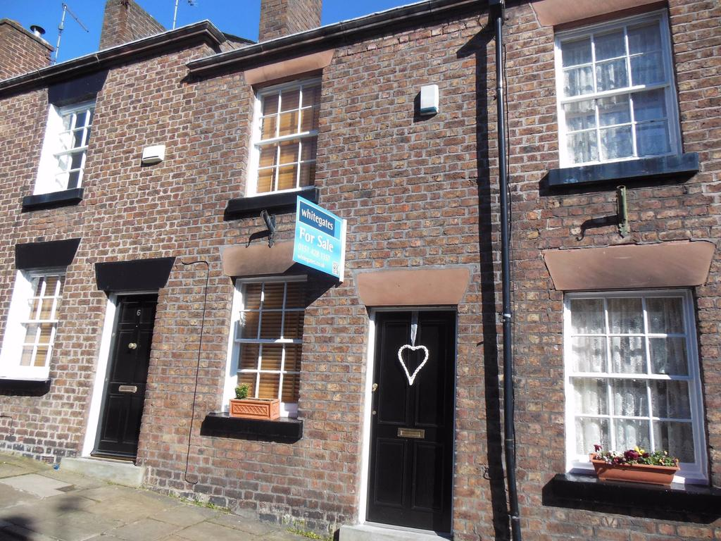 2 Bedrooms Terraced House for sale in St Marys Street, Woolton, Liverpool, L25