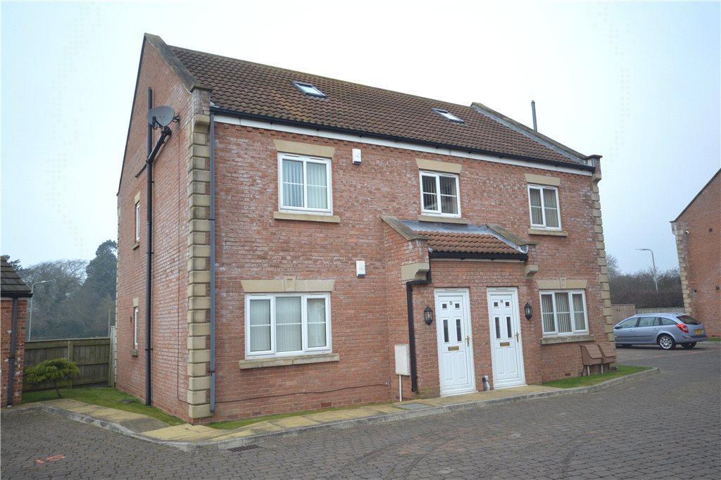 3 Bedrooms Apartment Flat for sale in Levington Mews, Thirsk Road, Kirklevington, Yarm