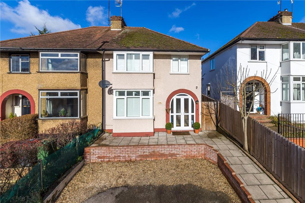 3 Bedrooms Semi Detached House for sale in Folly Lane, St. Albans, Hertfordshire