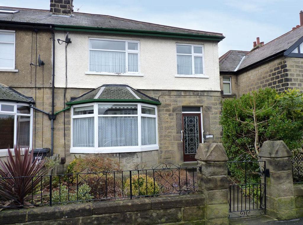 3 Bedrooms Semi Detached House for sale in Church Avenue, Harrogate