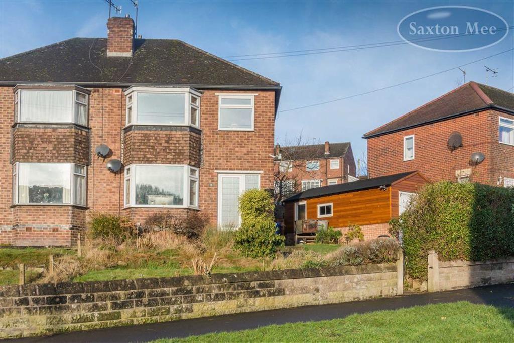3 Bedrooms Semi Detached House for sale in Rivelin Park Road, Rivelin, Sheffield, S6