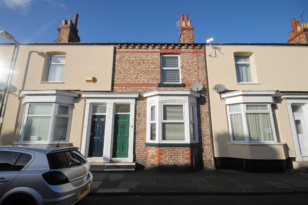 3 Bedrooms Terraced House for sale in Castlereagh Road, Stockton-On-Tees